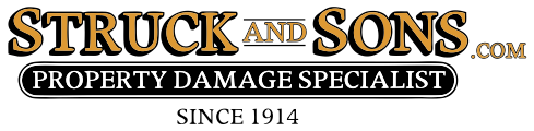 Struck & Sons Property Damage Specialists